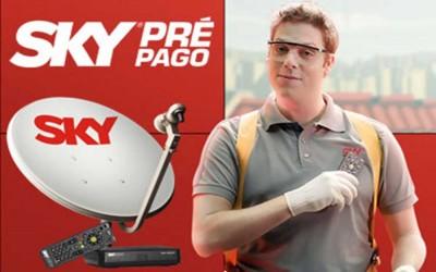 SKY Pré-pago Flex HD é a TV que você recarrega igual a um celular. Compre o seu kit com antena, controle e equipamento de alta definição, escolha a programação que preferir e faça a recarga quanto desejar.