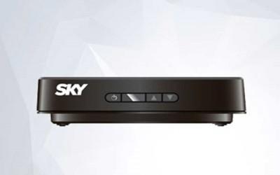 SKY Pré-pago Flex é a TV que você recarrega igual a um celular. Compre o seu kit com antena, controle e equipamento, escolha a programação que preferir e faça a recarga quanto desejar.